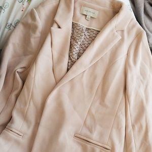 Soft blazer
